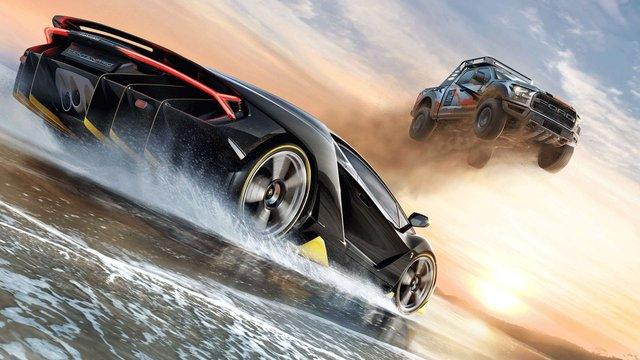 Forza Horizon 3: стандартное издание screenshot
