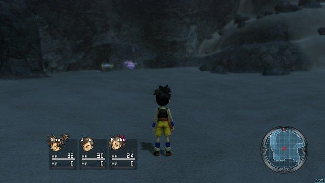 Blue Dragon screenshot