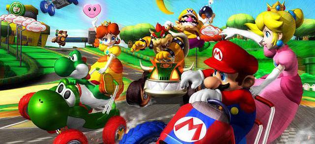 Mario Kart: Double Dash screenshot