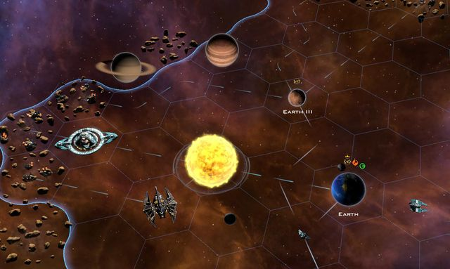 Galactic Civilizations II: Ultimate Edition screenshot