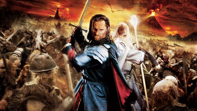 The Lord of the Rings: The Return of the King screenshot