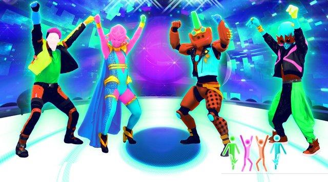 Just Dance 2019 screenshot