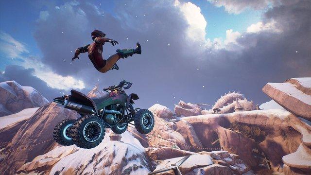 ATV Drift & Tricks screenshot