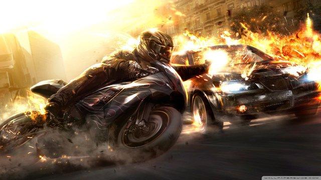Wheelman screenshot