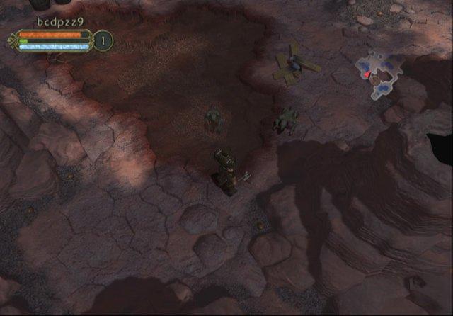 Champions: Return to Arms screenshot