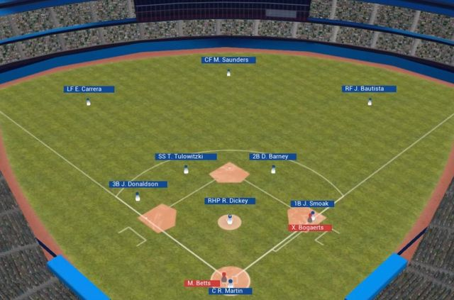 Out of the Park Baseball 17 screenshot