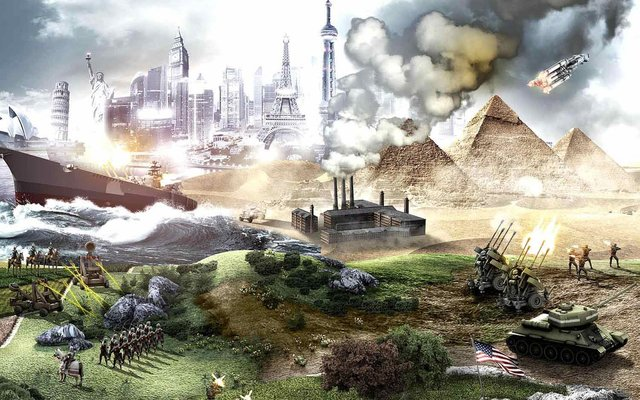 Sid Meier's Civilization V screenshot