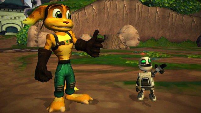 Ratchet & Clank (2002) screenshot