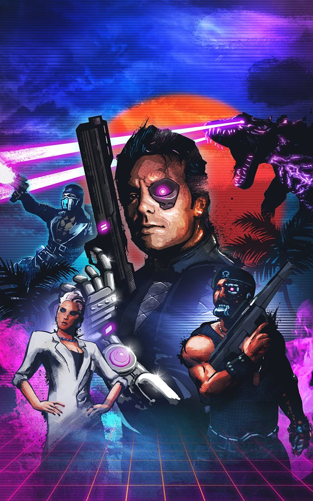 Far Cry 3 - Blood Dragon screenshot