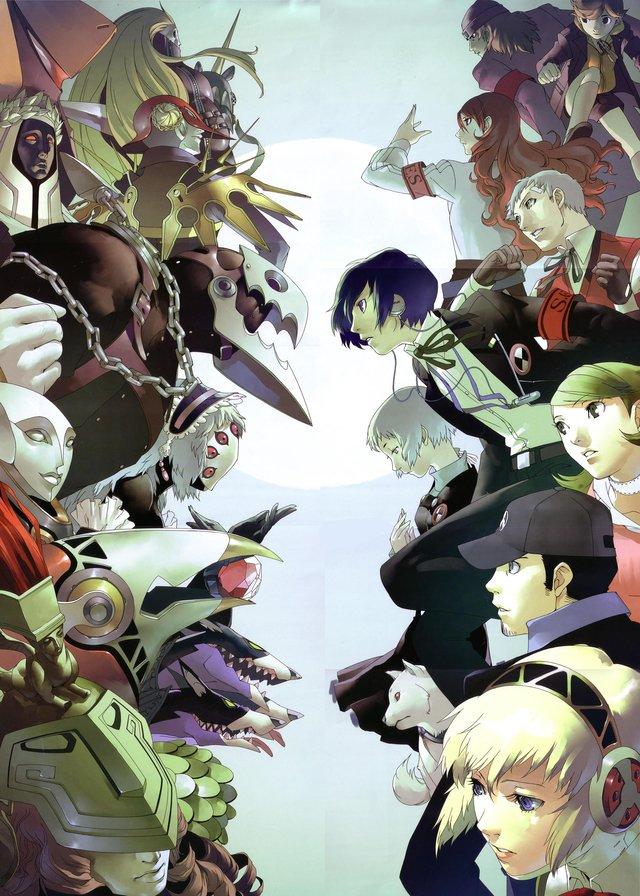 Shin Megami Tensei: Persona 3 FES screenshot