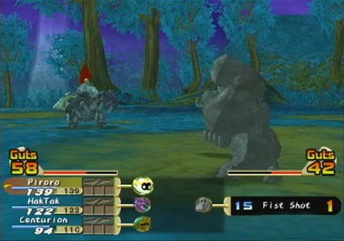 Monster Rancher EVO screenshot