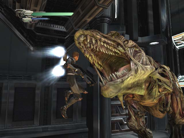 Dino Crisis 3 screenshot