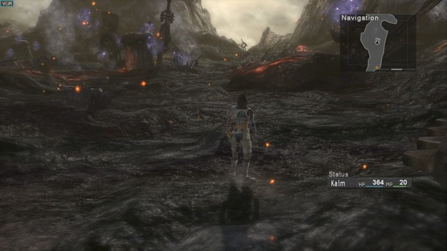 Lost Odyssey screenshot