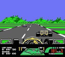 Nigel Mansell's World Championship Challenge screenshot