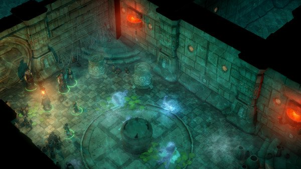 Pathfinder: Kingmaker - Beneath The Stolen Lands screenshot