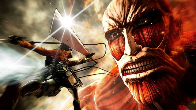 Attack on Titan / A.O.T. Wings of Freedom screenshot