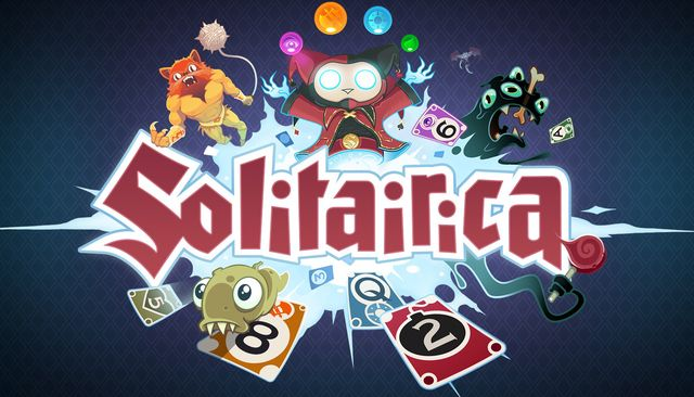 Solitairica screenshot