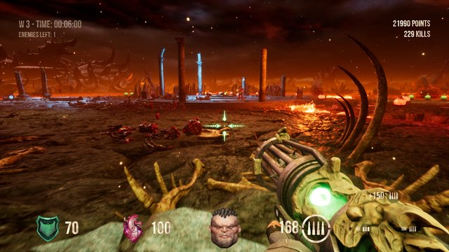 Hellbound: Survival Mode screenshot