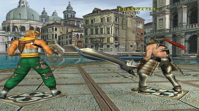 Soulcalibur screenshot