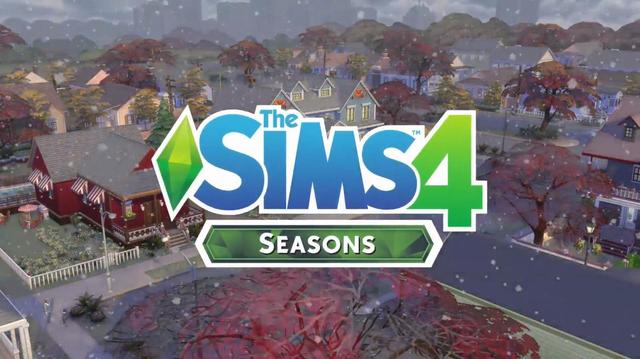 The Sims 4: Seasons screenshot
