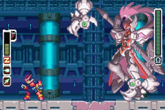 MegaMan Zero 3 screenshot