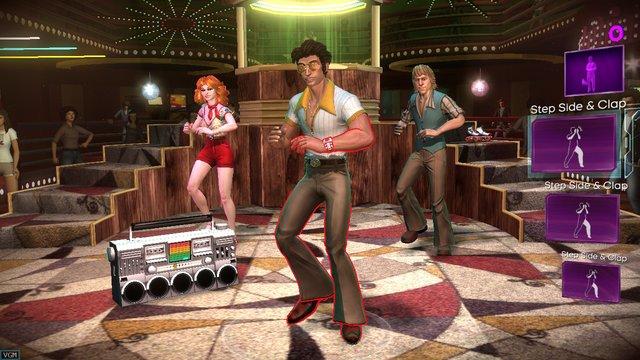 Dance Central 3 screenshot