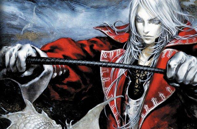 Castlevania: Harmony of Dissonance screenshot