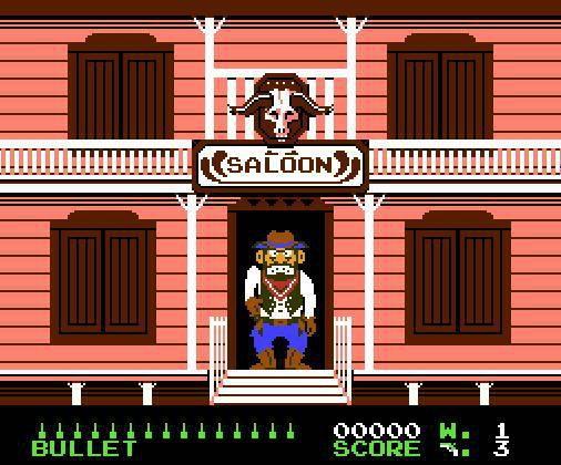 Wild Gunman (1984) screenshot