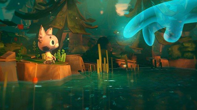 Ghost Giant screenshot