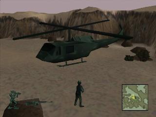 Army Men 3D screenshot