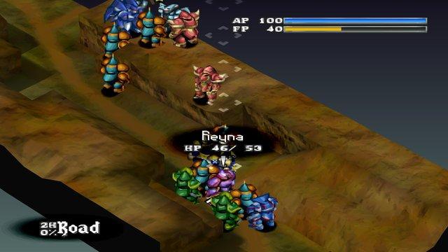 Vanguard Bandits screenshot
