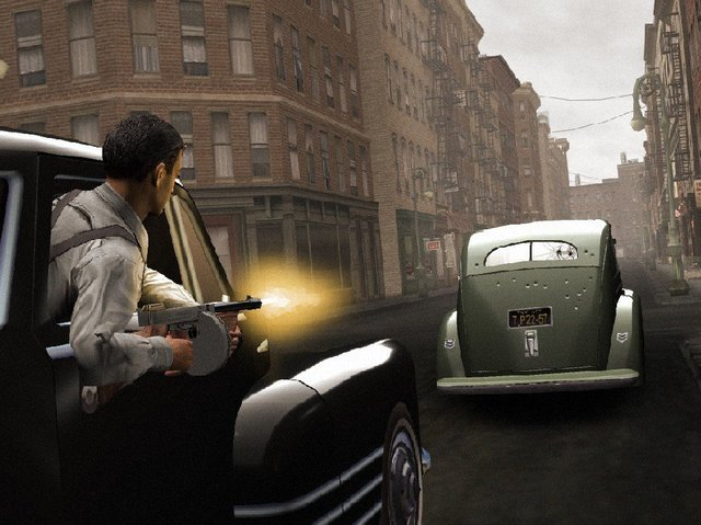 The Godfather: The Game screenshot
