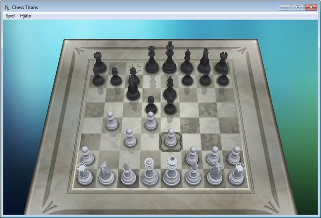 Chess Titans (Microsoft) screenshot