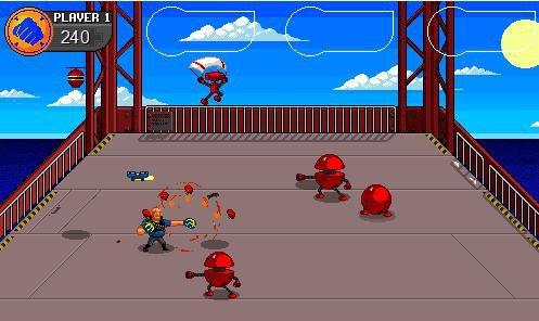 Team Fortress Arcade screenshot