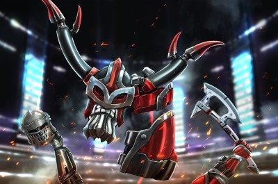Mad Machines screenshot
