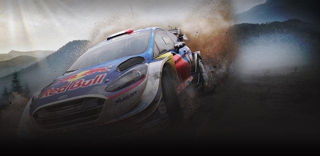 WRC 7 FIA World Rally Championship screenshot