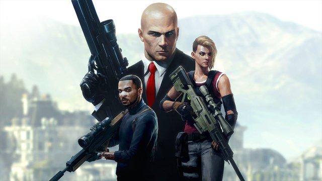 HITMAN: Sniper Assassin screenshot