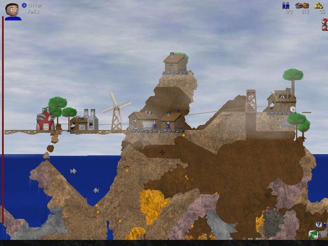 Clonk Endeavour screenshot