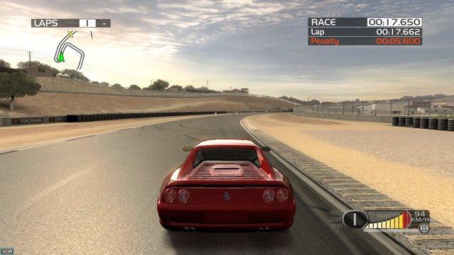 Forza Motorsport 2 screenshot