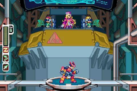 MegaMan Zero 2 screenshot