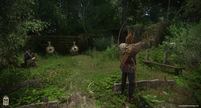 Kingdom Come: Deliverance - The Amorous Adventures of Bold Sir Hans Capon screenshot
