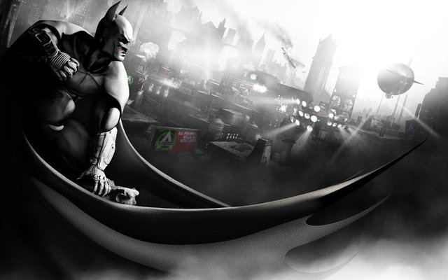 Batman: Аркхем Сити screenshot