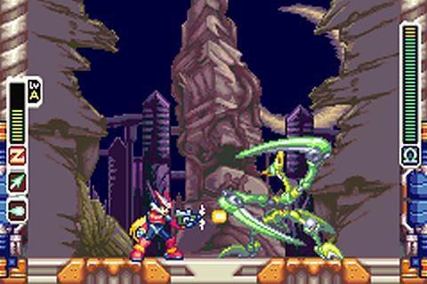 MegaMan Zero screenshot