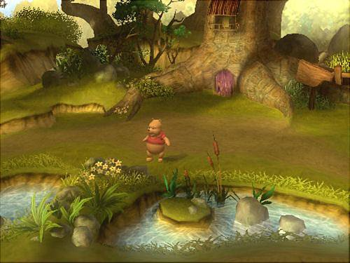 Winnie the Pooh's Rumbly Tumbly Adventure screenshot