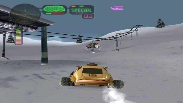 Vigilante 8: 2nd Offense screenshot