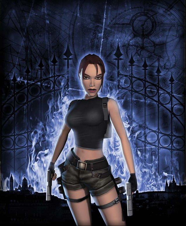 Tomb Raider: The Angel of Darkness screenshot