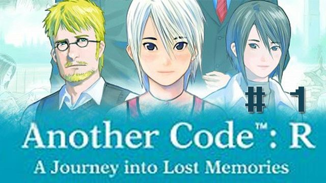 Another Code: R - A Journey into Lost Memories screenshot
