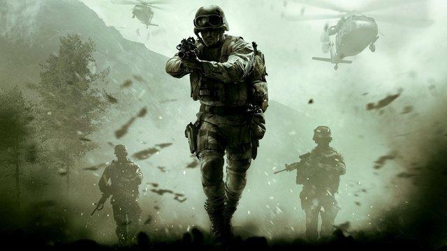 Call of Duty 4: Modern Warfare screenshot
