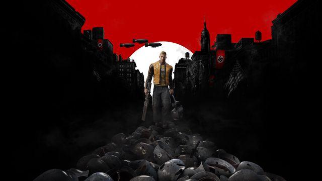 Wolfenstein 2: The New Colossus screenshot
