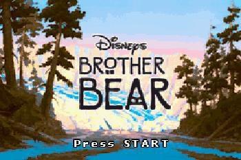 Disney's Brother Bear (GBA) screenshot